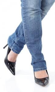 Smalle sko øger risikoen for nedgroede negle