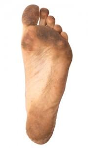 Daarlig fodhygiene